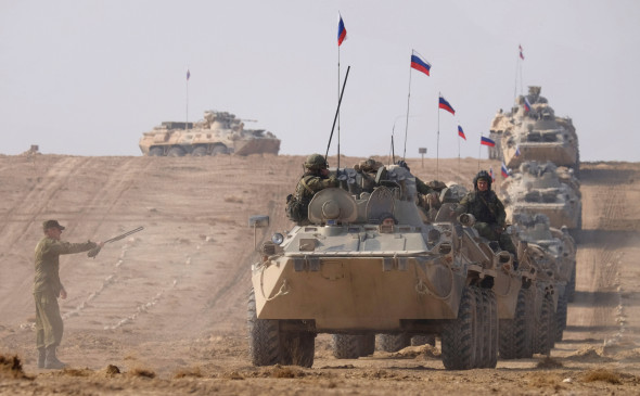 Russia, Uzbekistan And Tajikistan To Hold Military Exercise Along Afghanistan's Border