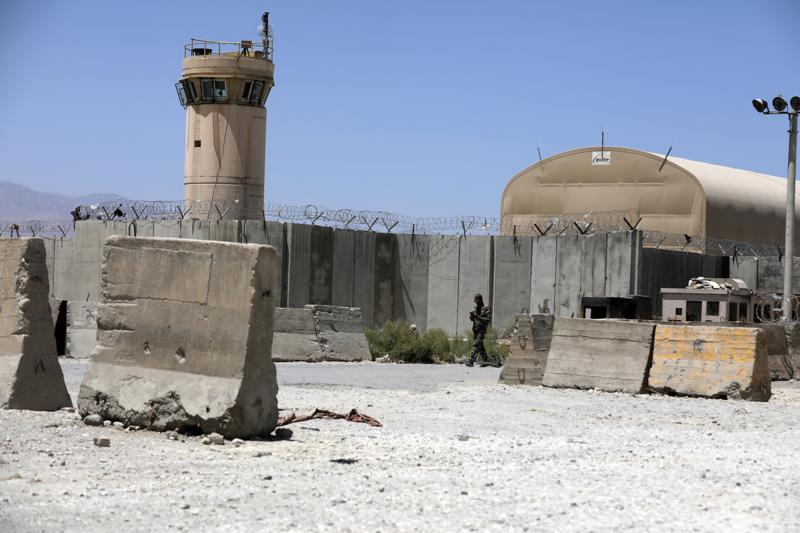 U.S. Vacates It's Most Significant Bagram Base In Afghanistan After 20 Years
