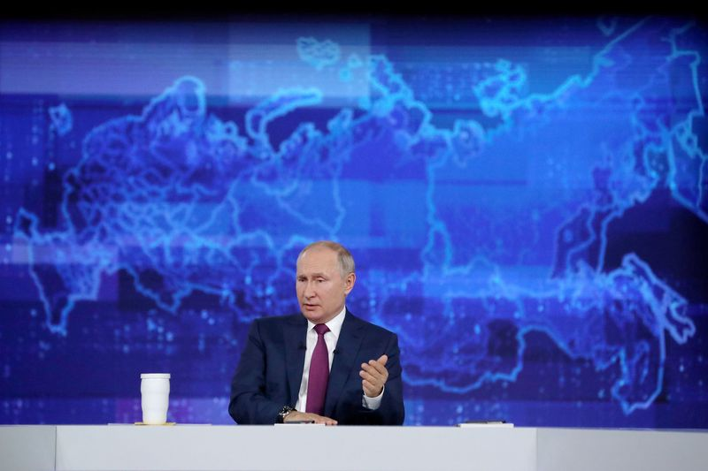Putin Says Russia Could Easily Sink HMS Defender With Little Consequence, Blames U.S. As Orchestrator