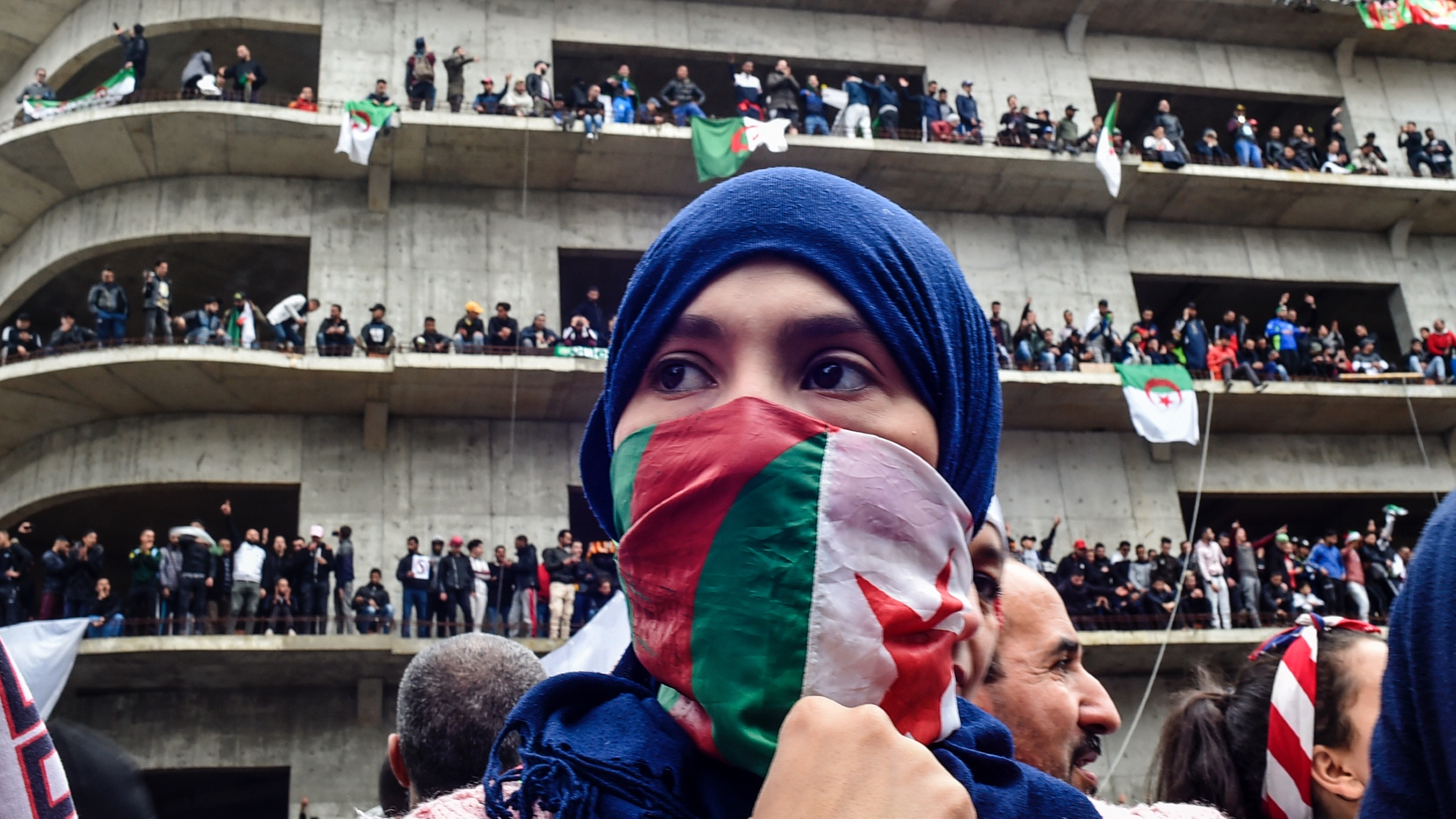 Algeria: Forget Paris. Sham Elections Leave Power To The Armed Forces