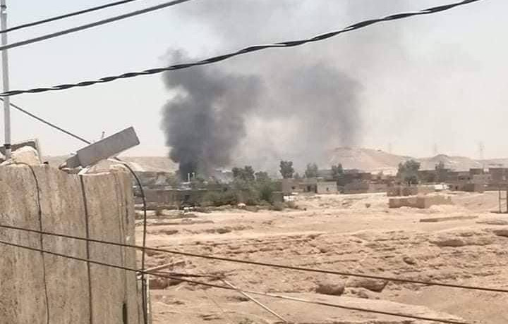 Casualties Reported After Rocket Barrage Hit US Ain Al-Asad Air Base In Iraq (Video, Photos)