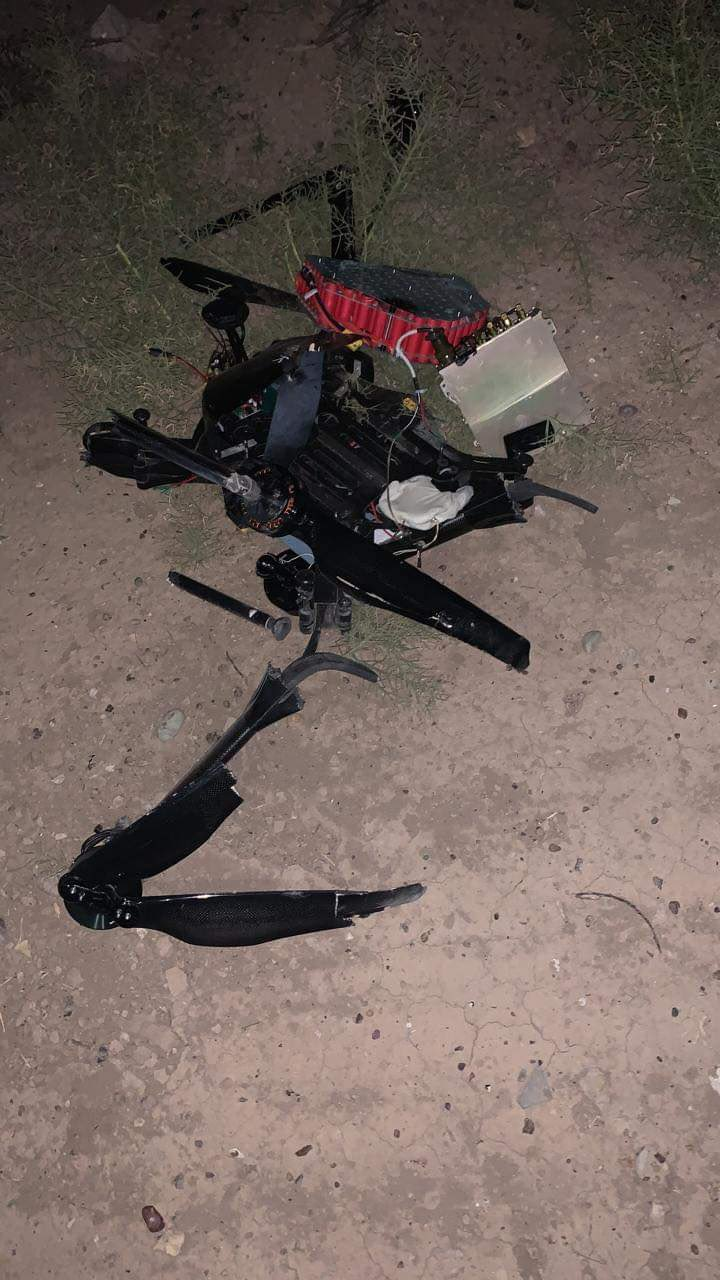 Suicide Drone Targets US Embassy In Baghdad Hours After Ain al-Asad Base Targeted