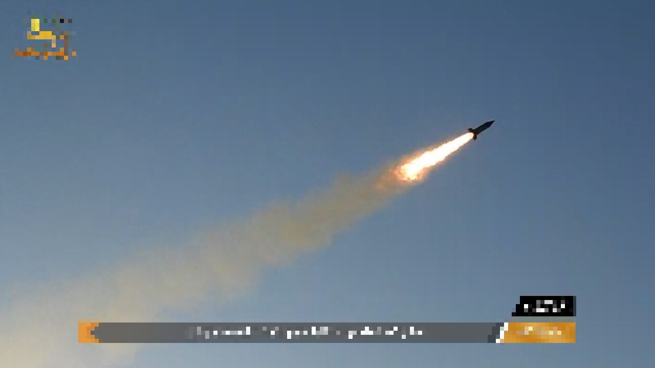 Al-Qaeda Militants Fired Heavy Improvised Rocket At Government-Held Town In Southern Idlib (Photos)