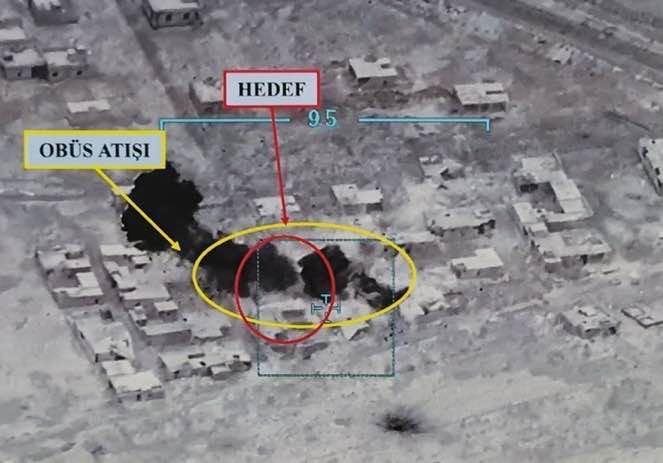 All In To Revenge: Turkish Air Force, Artillery Pound Kurdish Militants (Photos, Video)