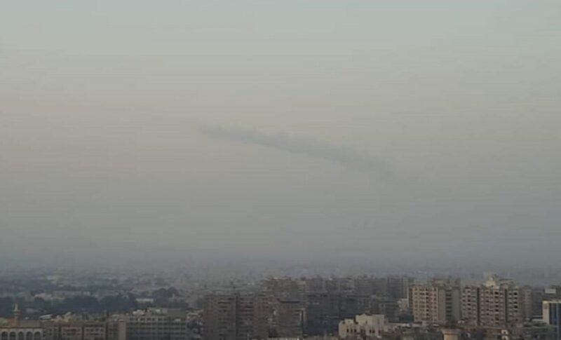 Mysterious Explosion Rocked Damascus Outskirts, Israeli Attack Suspected