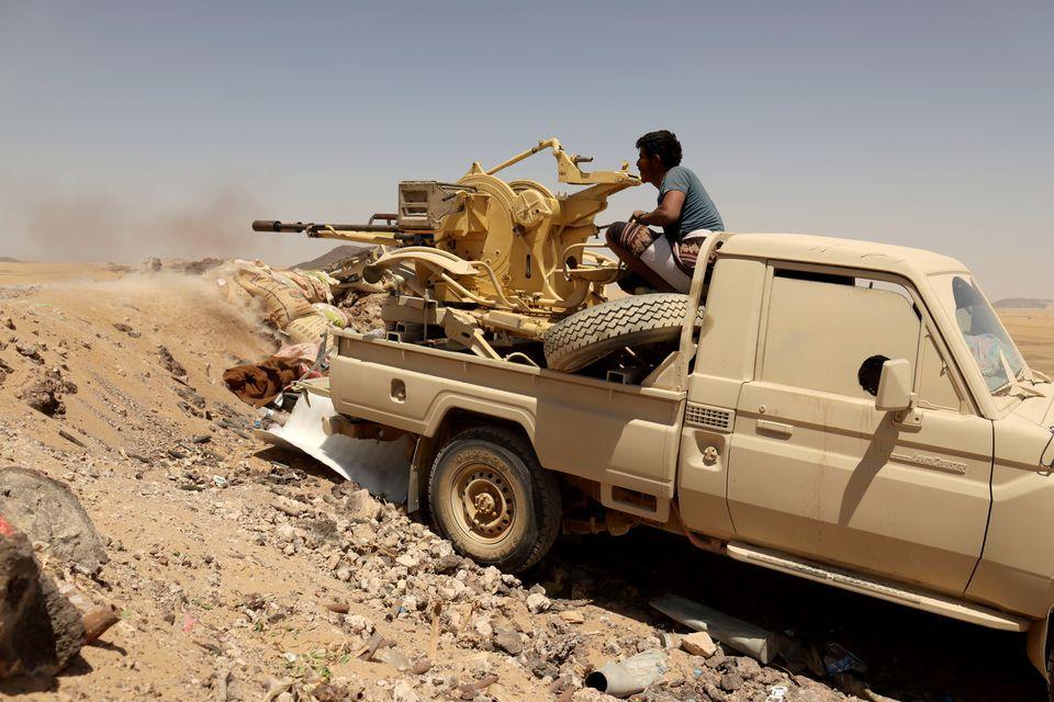 Houthis Recapture Last Saudi-led Coalition Base in Southern Marib Province: Reports