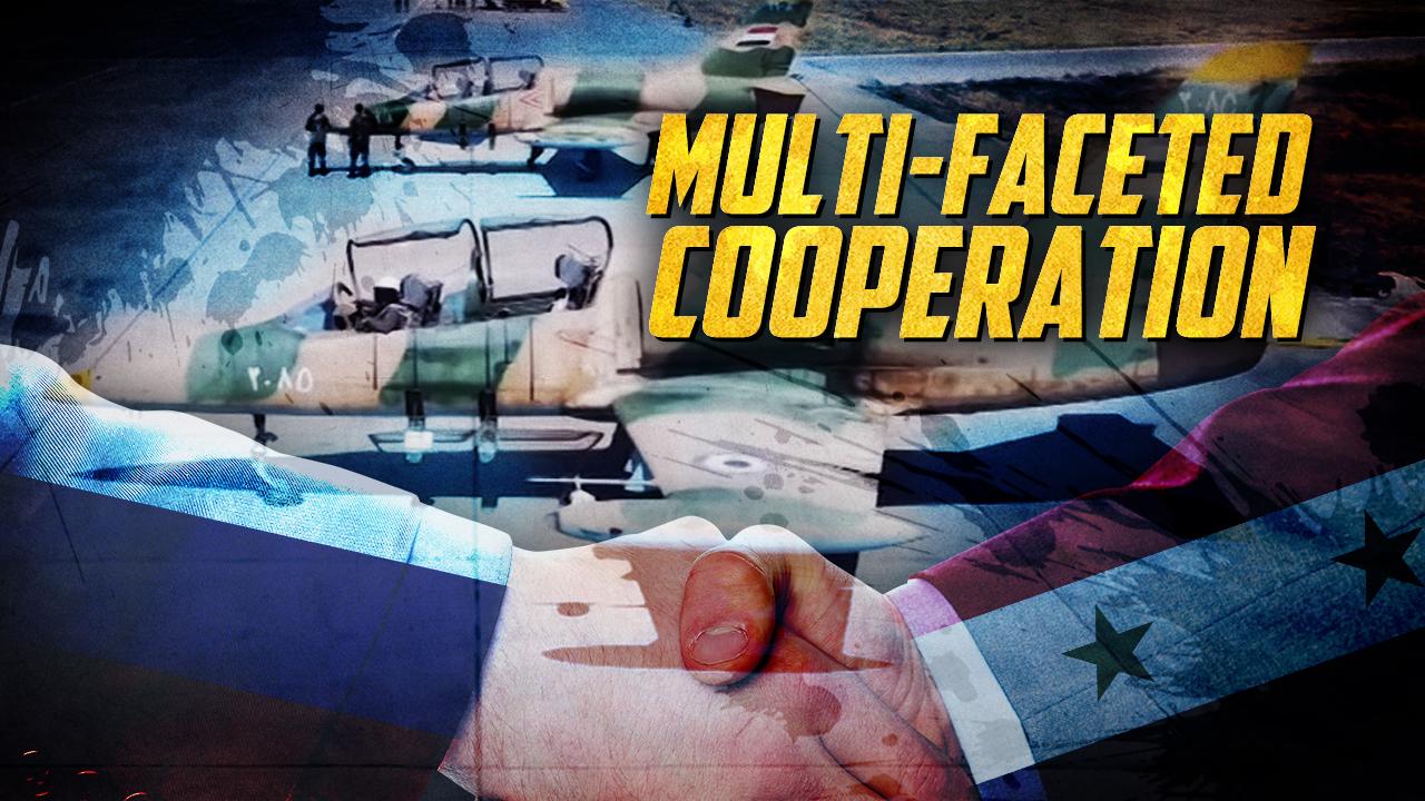 Die Vielfältige Syrisch-Russische Zusammenarbeit