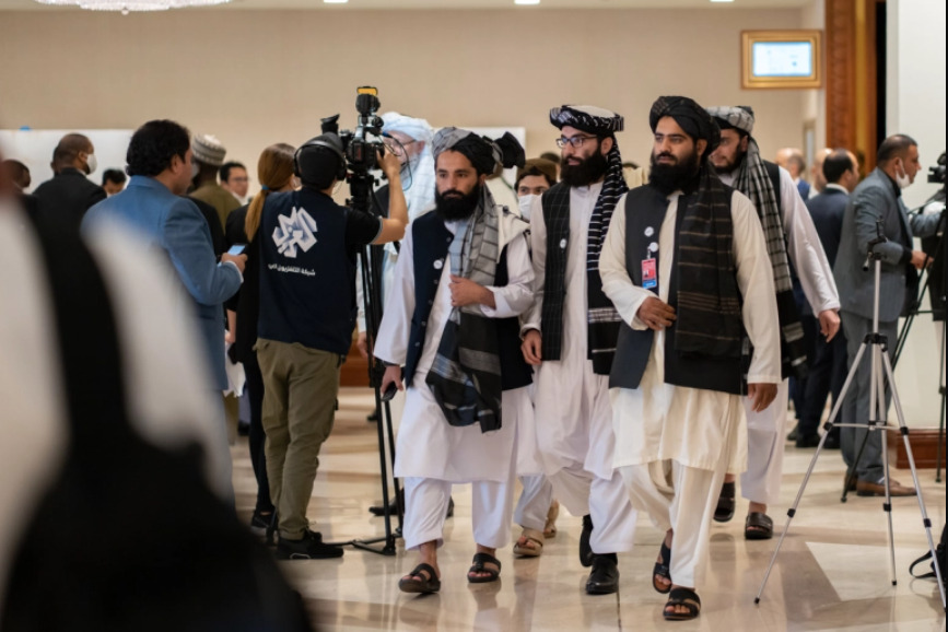 New Round Of Inter-Afghan Talks Began In Doha As Taliban Captures More Strategic Areas (Video 18+)