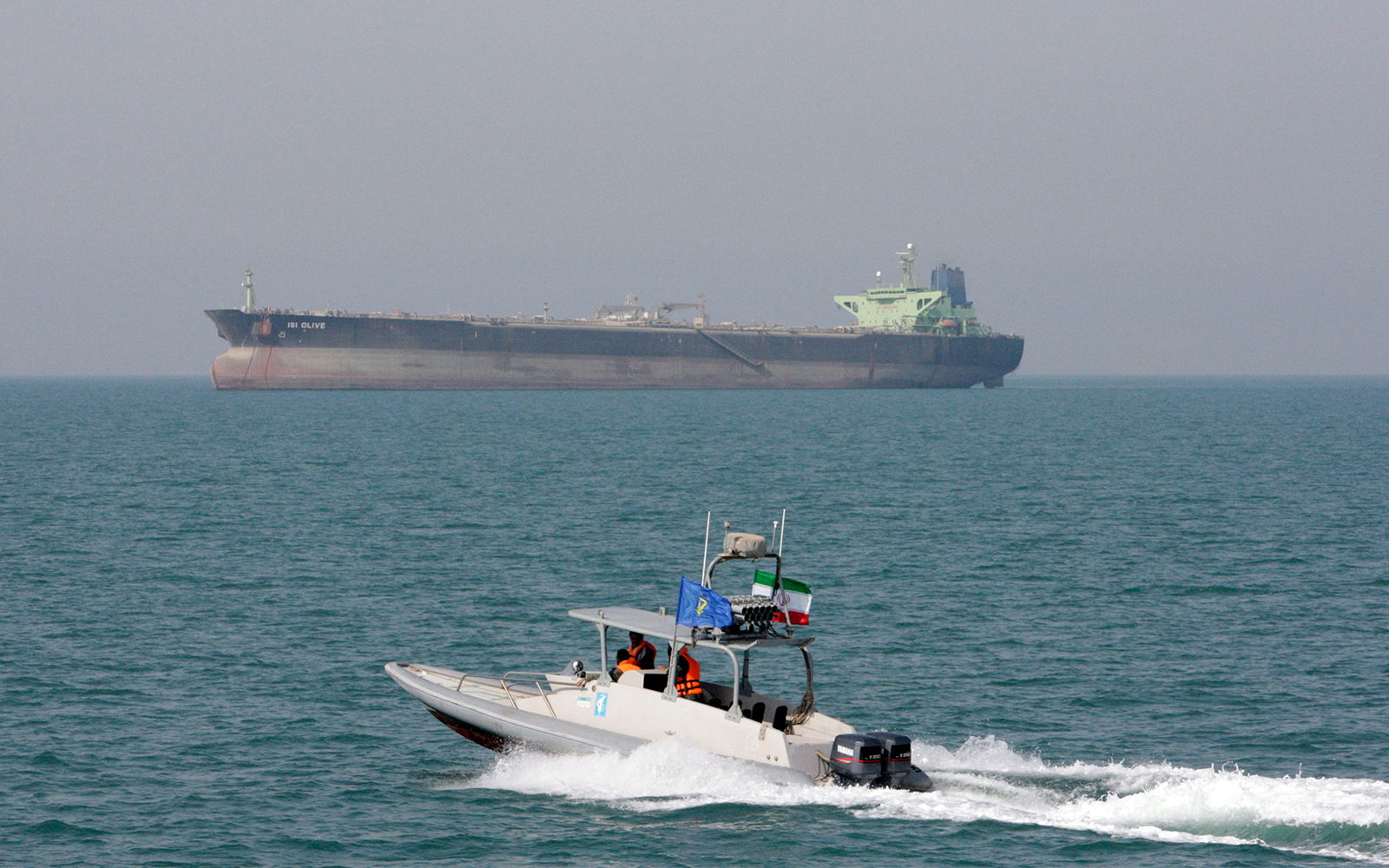 Hezbollah Says Second Iranian Fuel Shipment Meant For Lebanon Has Arrived In Syrian Port