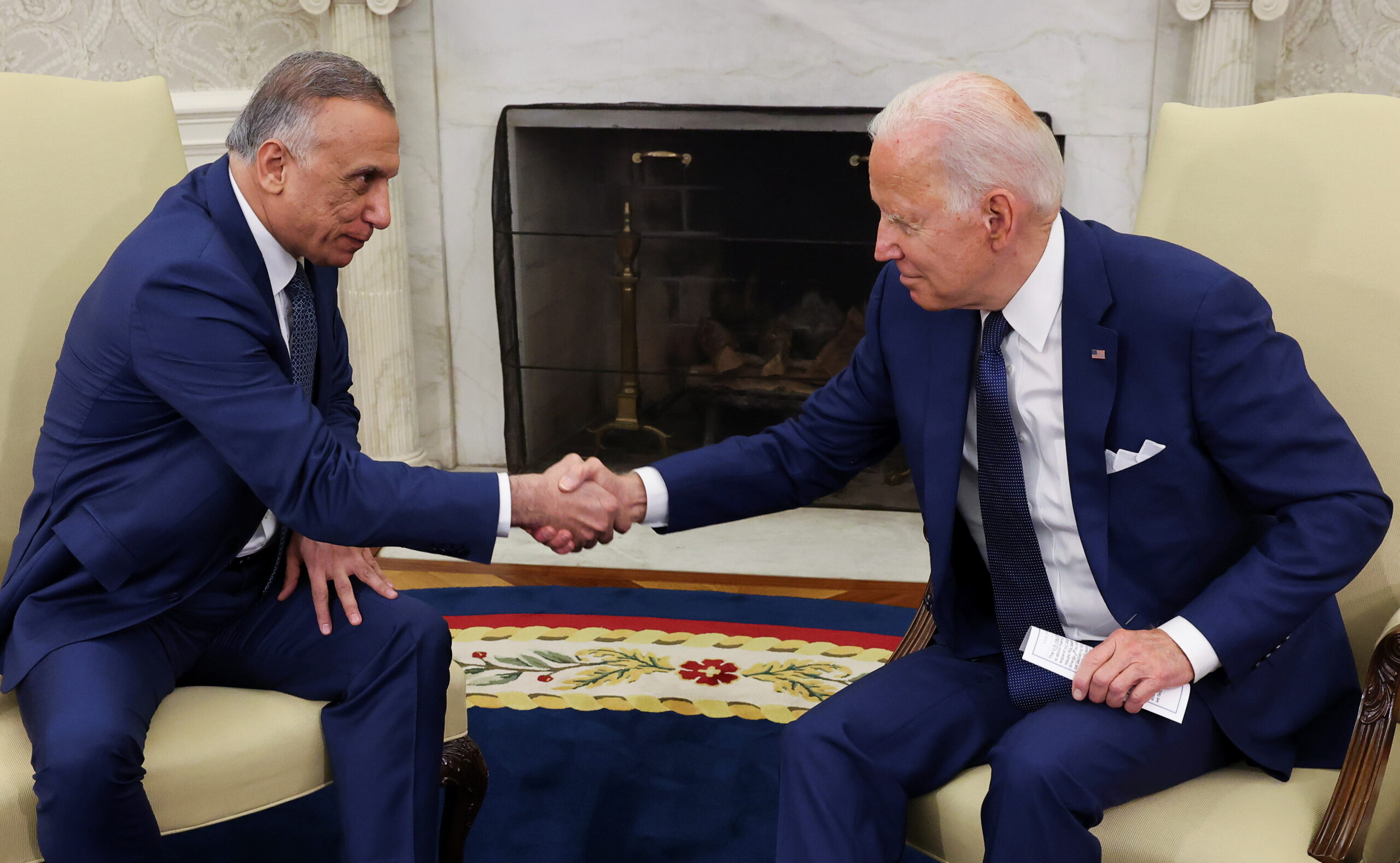 U.S. And Iraq Agree On Withdrawal By Year's End, As Peshmerga Forces Received Military Hardware