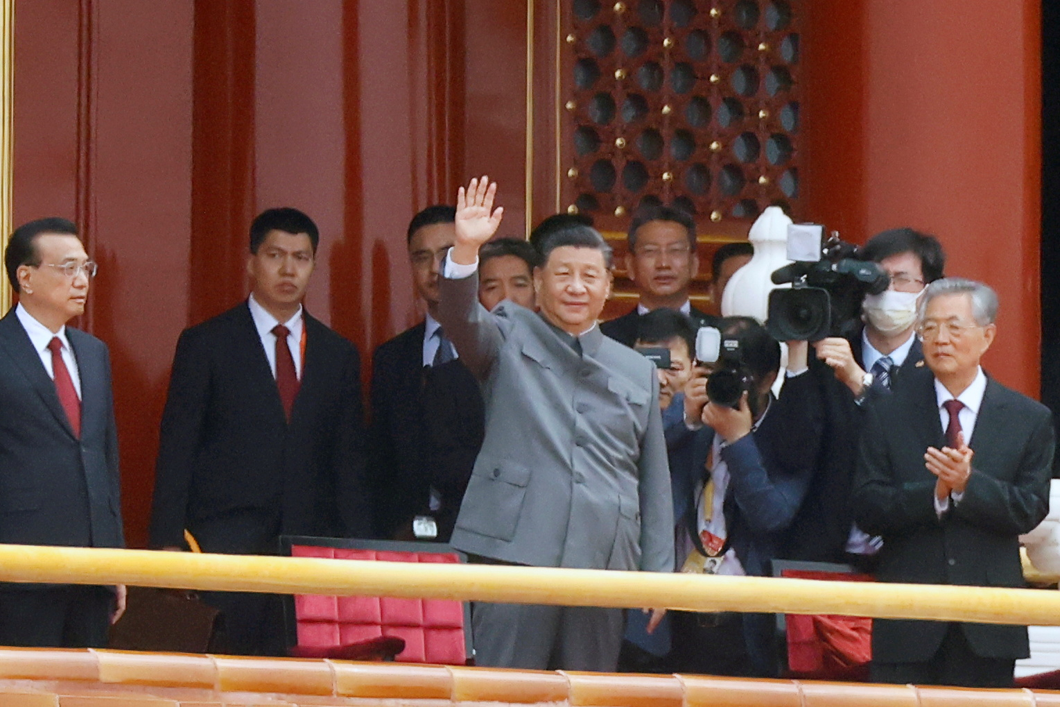 """Xi Jinping Pledges """"Reunification"""" With Taiwan During CCP's 100th Anniversary Speech"""