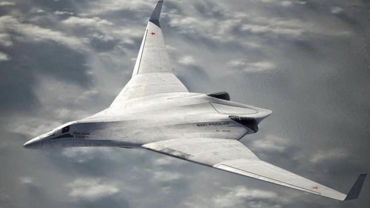 The Strategic Bomber Race Is On: U.S. B-21 Raider VS Russian PAK DA