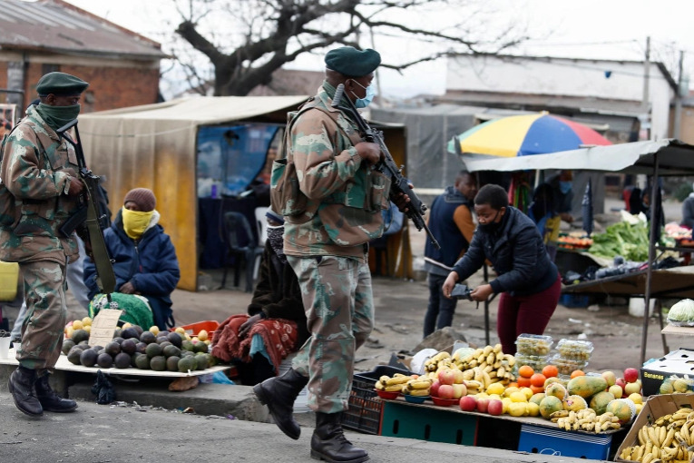 Vigilante Groups On The Rise As South Africa Riot Casualties Near 120