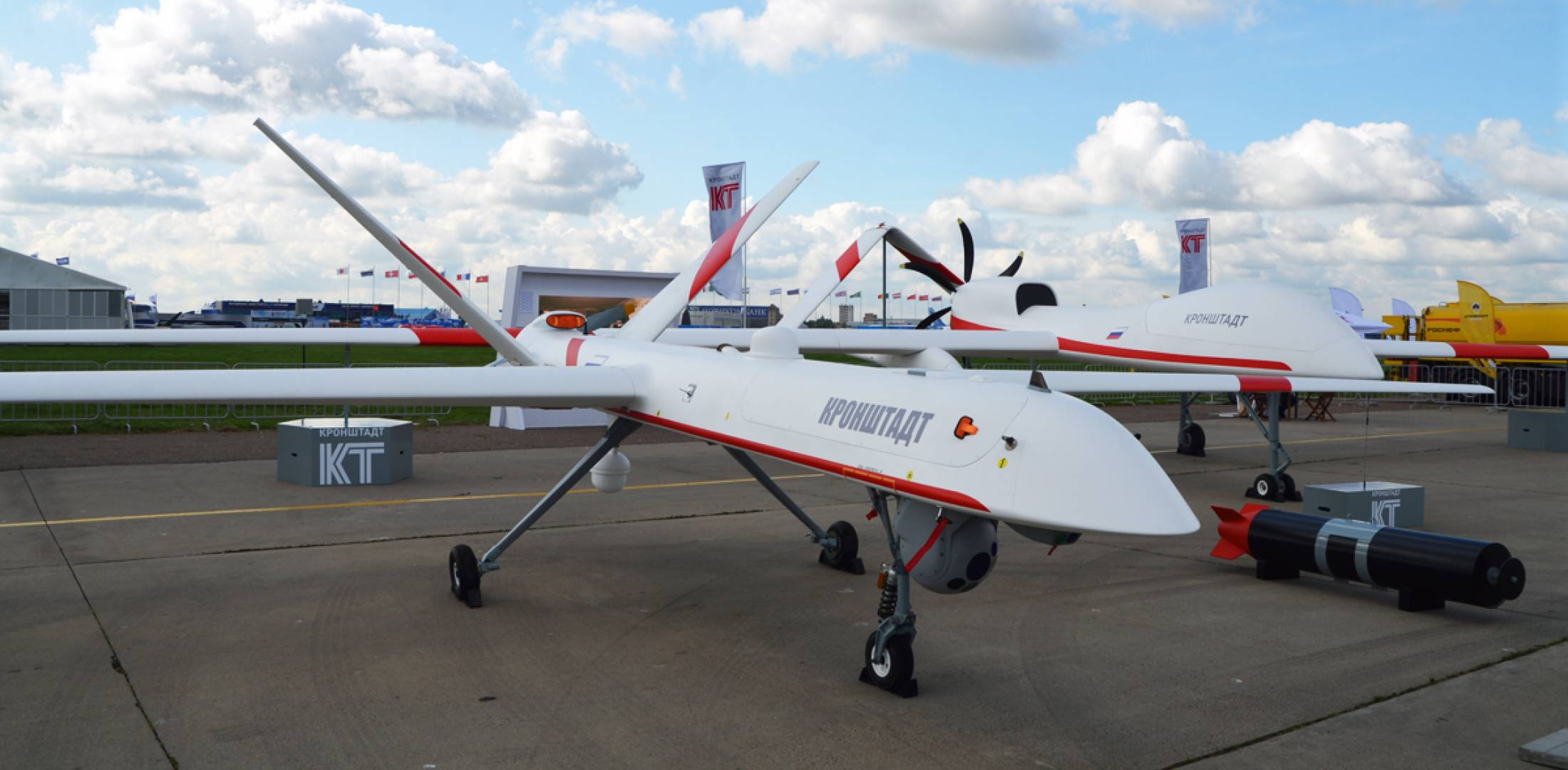 Russia To Begin Exporting Orion Attack UAVs In 2022