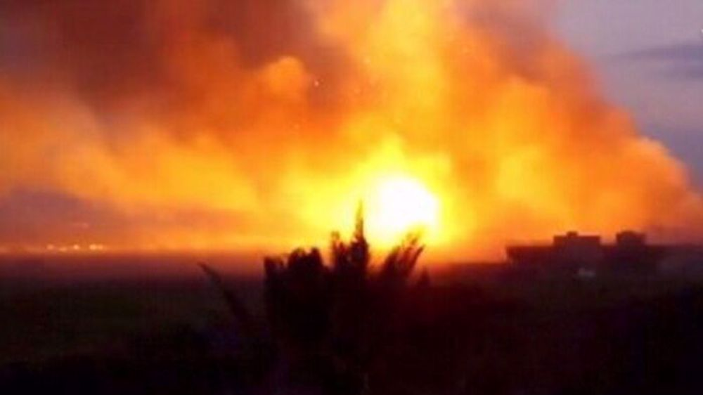 Rockets Reportedly Strike US Forces At Al-Omar Oilfield, Immediately Denied