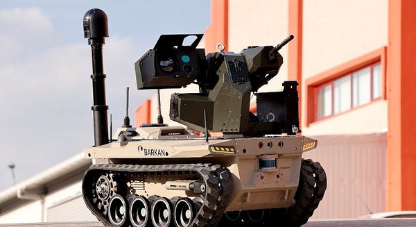 Turkish Developers Compete For Middle-Class UGV For Ankara's Armed Forces