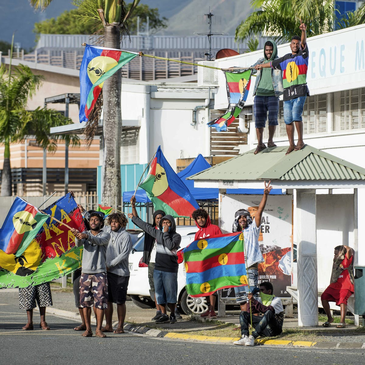 Independent New Caledonia Can Only Survive With Chinese Support