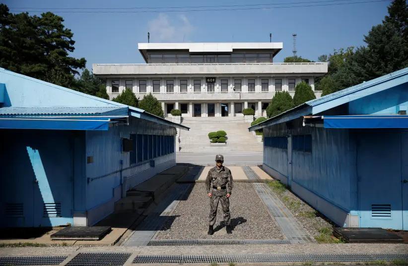 South And North Korea Restore Hotline As Pyongyang Fails Five-Year Economic Plan