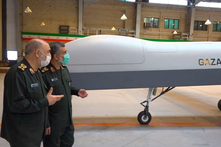 U.S. Mulls Sanctioning Iran's UAV And Guided Missile Programs: WSJ Report
