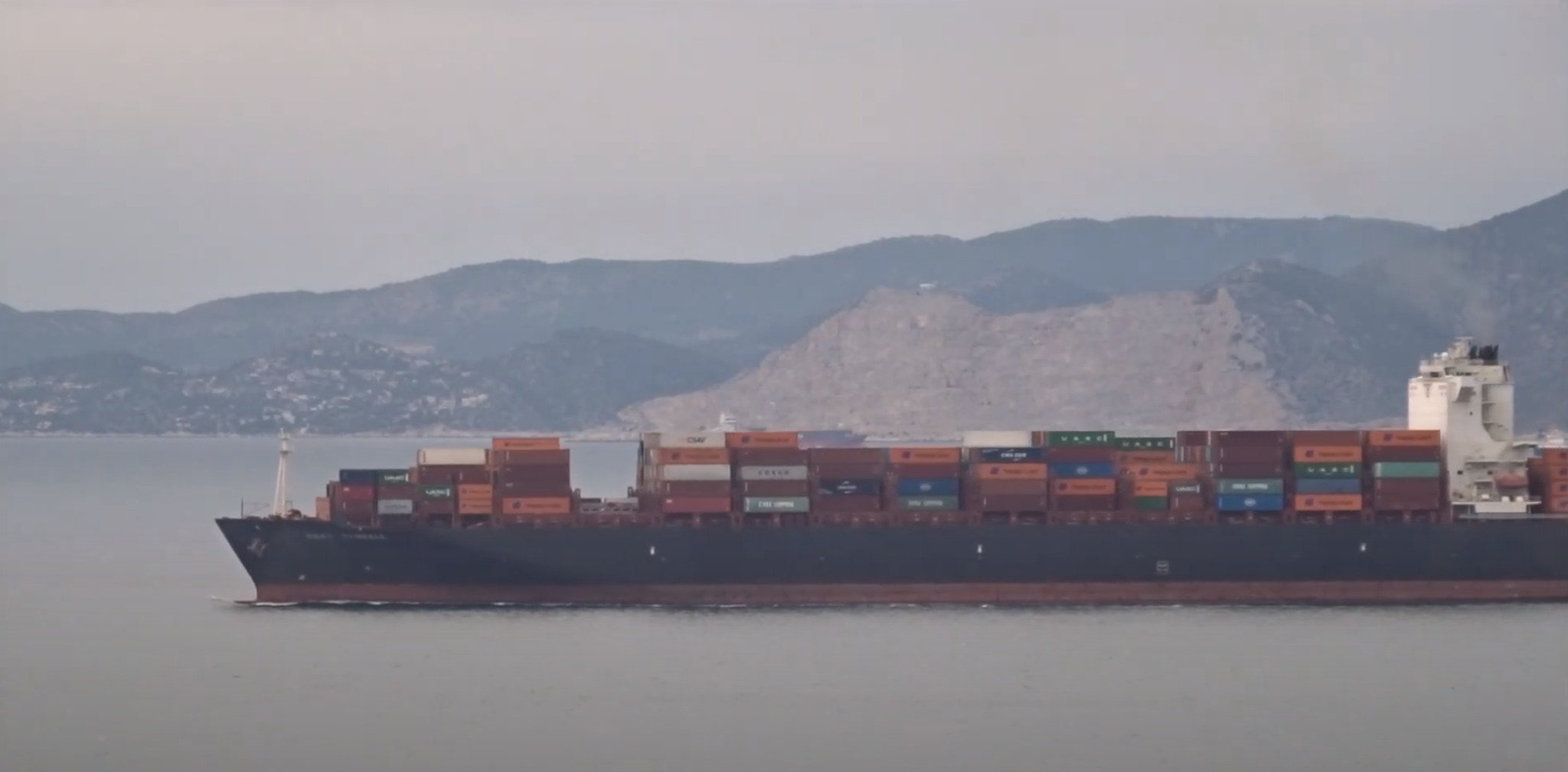 Cargo Ship Attacked In Northern Indian Ocean Is Not Israeli One