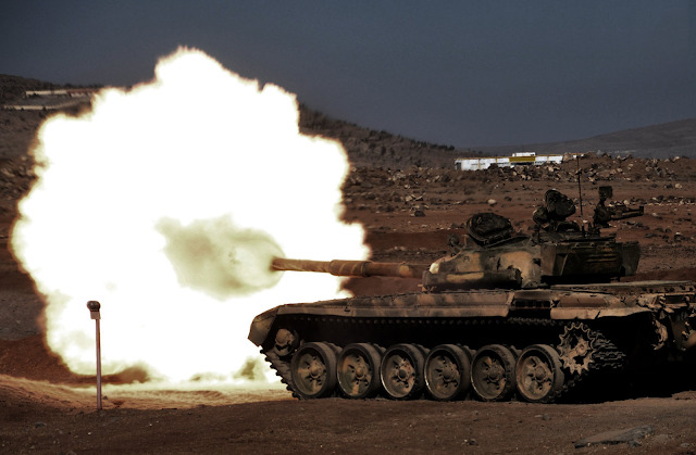 Syrian Battle Tanks Hit Militant Posts In Greater Idlib, Killed Turkish-Backed Commander