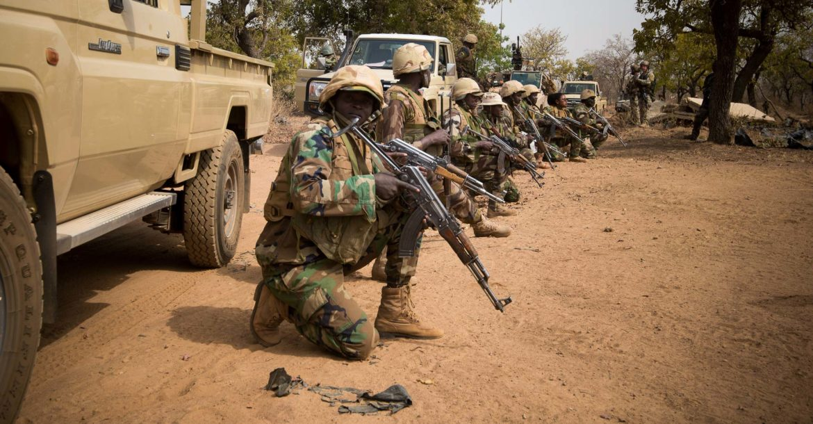 At Least 49 Dead In Clashes Between Terrorists And Security Forces In Niger