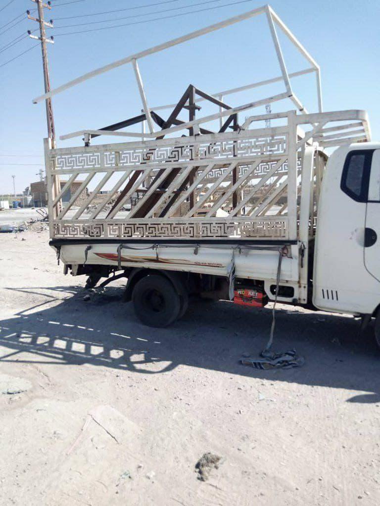 Rocket Fire Hit U.S. Ain Al-Asad Air Base In Western Iraq