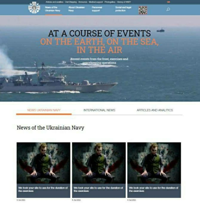 Sea Breeze-2021 Exercises Ended With Secret Documents Leaked