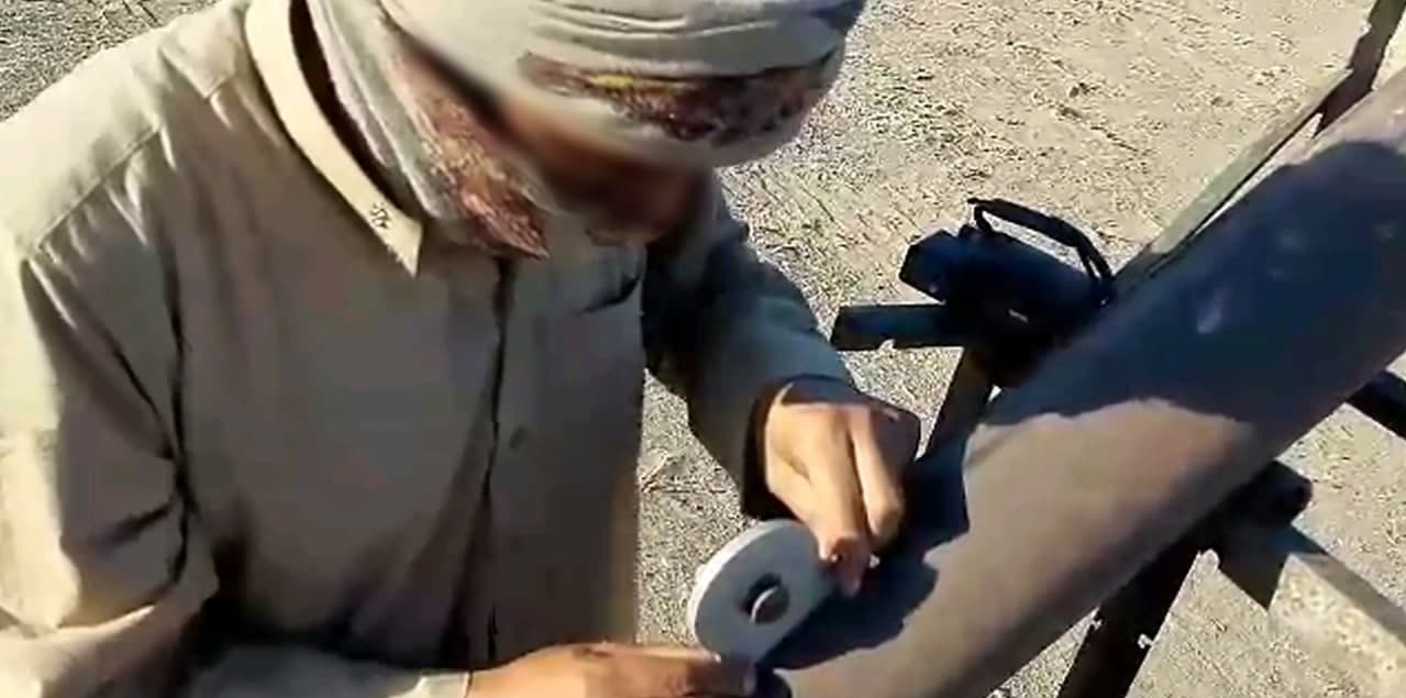 ISIS Cells Shelled Oil Refinery, Shot Down Police Drone & Burned Several Trucks In Iraq (Photos, Video)