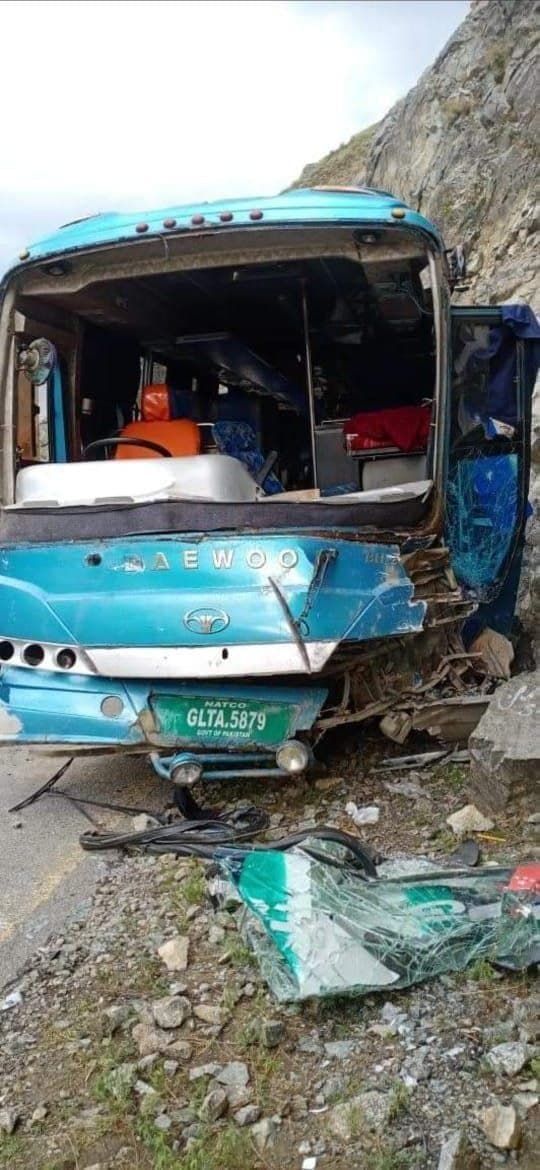 13 Dead, Including 9 Chinese Nationals In Pakistan Bus Explosion