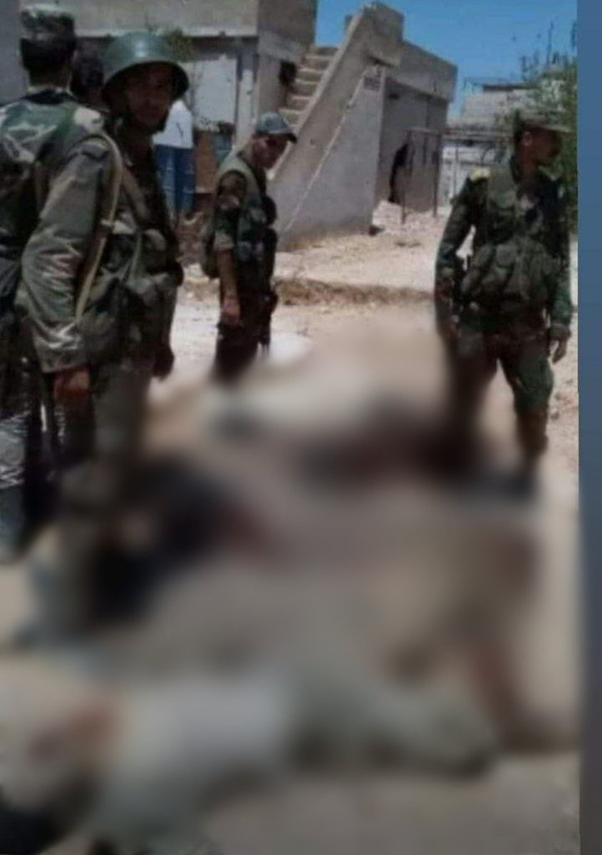 Greater Idlib Escalation: Turkistan Terrorists Killed Five Syrian Officers In Suicidal Raid