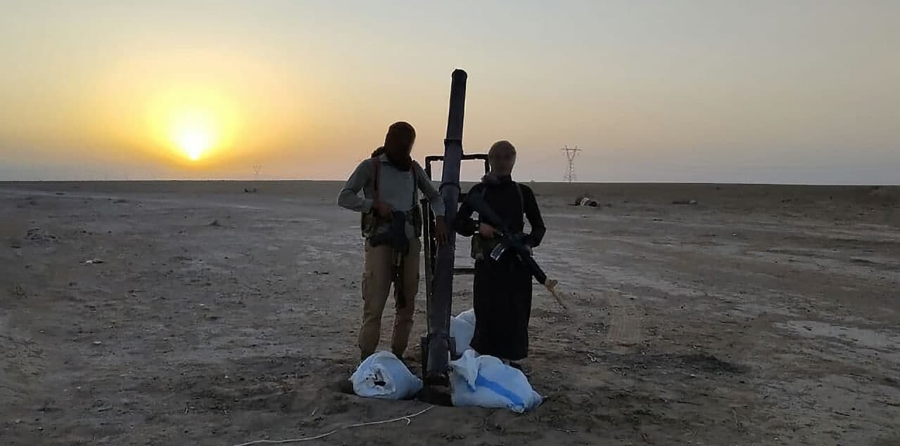 ISIS Terrorists Shelled Iraq's Largest Oil Refinery (Photos)