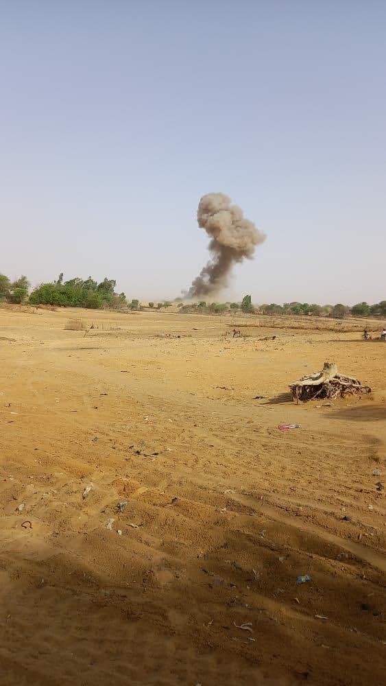 Nusrat Al-Islam Claimed Responsibility For Recent Attacks On Foreign Soldiers In Mali