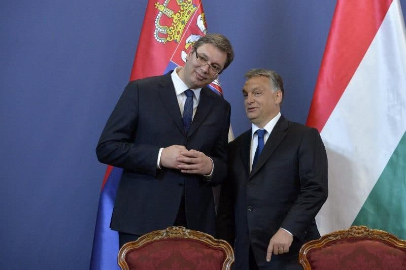 Hungary sees no EU admission for Balkan countries without Serbia's accession first