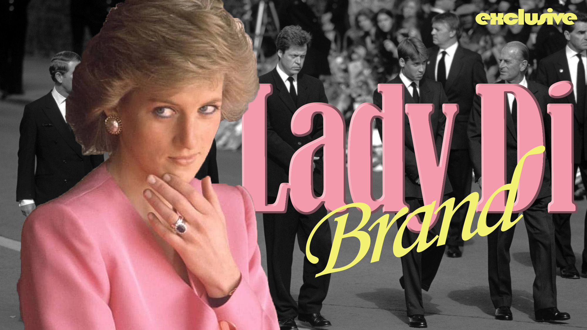 "Alternative View Of ""Lady Di"" Brand"
