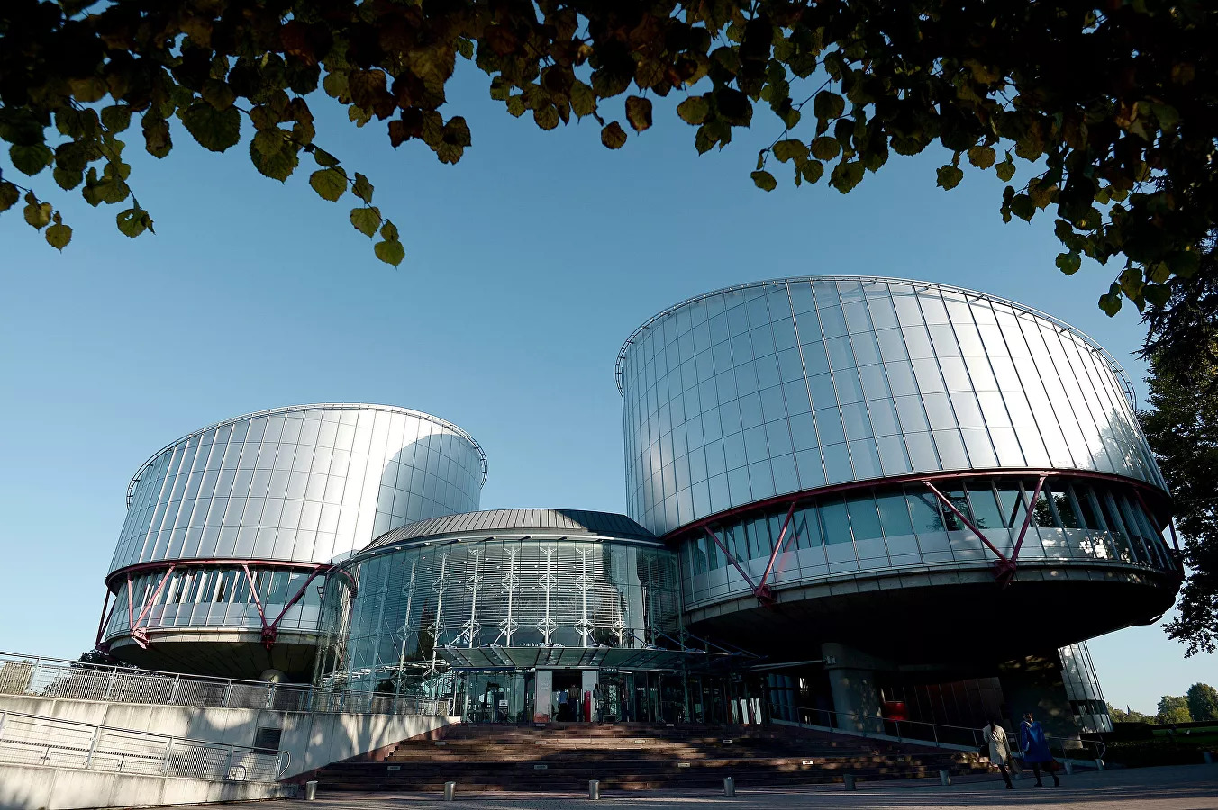 Russia Files Its First Ever Complaint With The ECHR Against Kiev