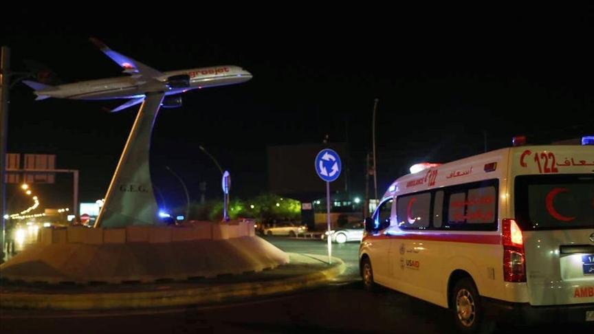 Suicide Drone Targets Erbil International Airport
