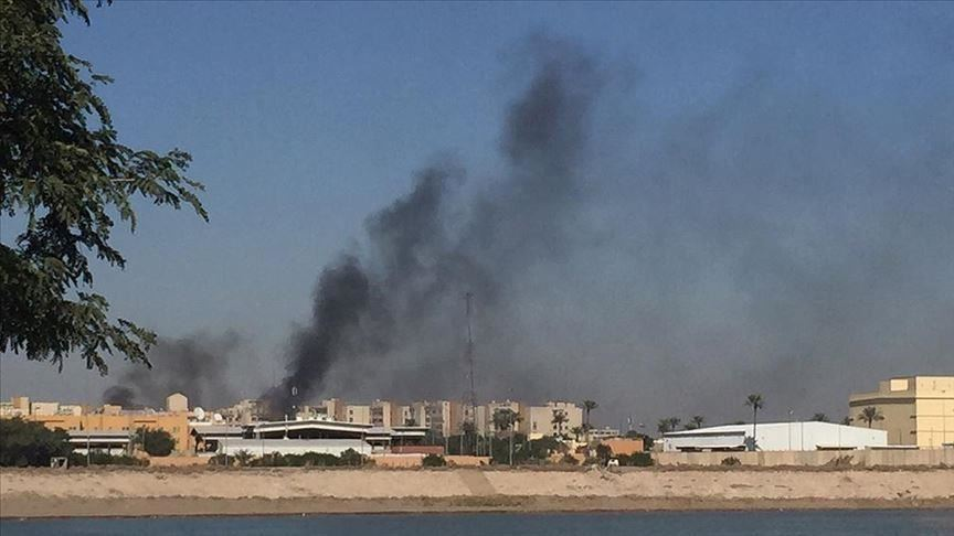 Iraq's Favourite Pastime: Baghdad's Green Zone Targeted By At Least 3 Katyusha Rockets