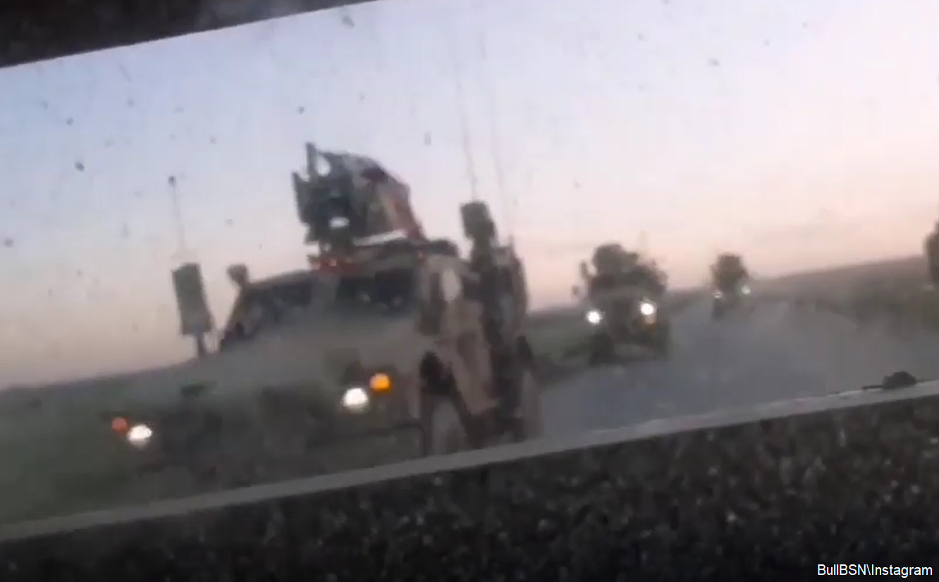 Syrian Drag Racing: U.S. Team Lost A Wheel Trying To Chase Russians (Video)