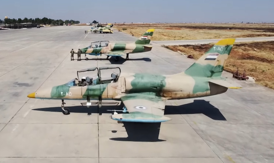 50 Syrian Air Force Cadets Completed Training With Russian Instructors (Videos)