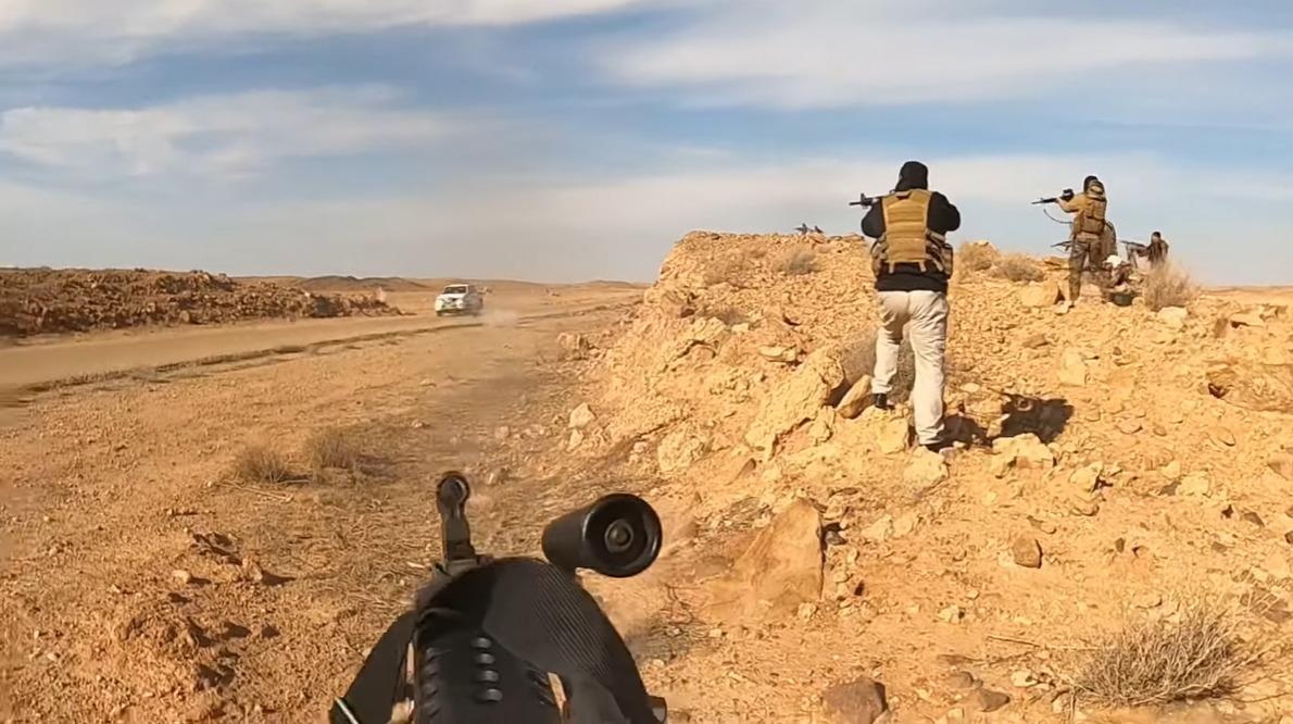 Tribal Fighters Killed Six ISIS Terrorists In Ambush In Western Iraq