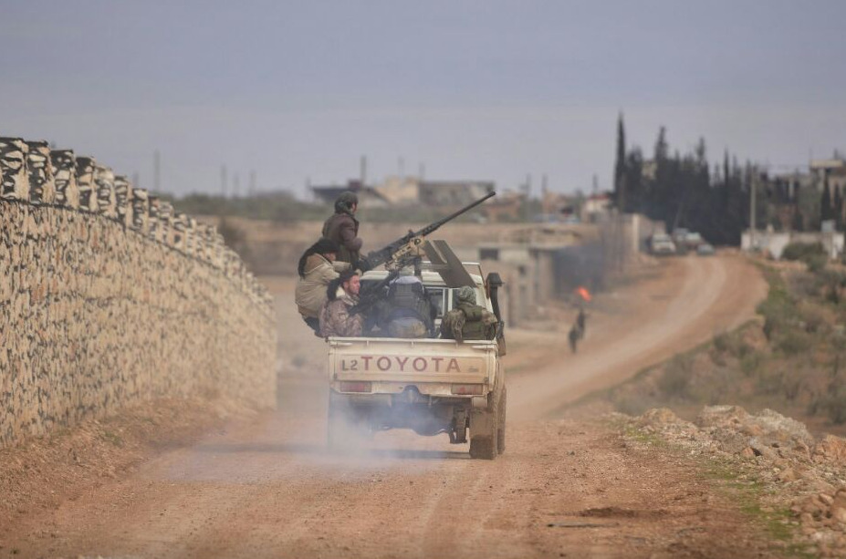 Turkey's Military Adventure In Libya Continues With The Deployment Of More Syrian Militants
