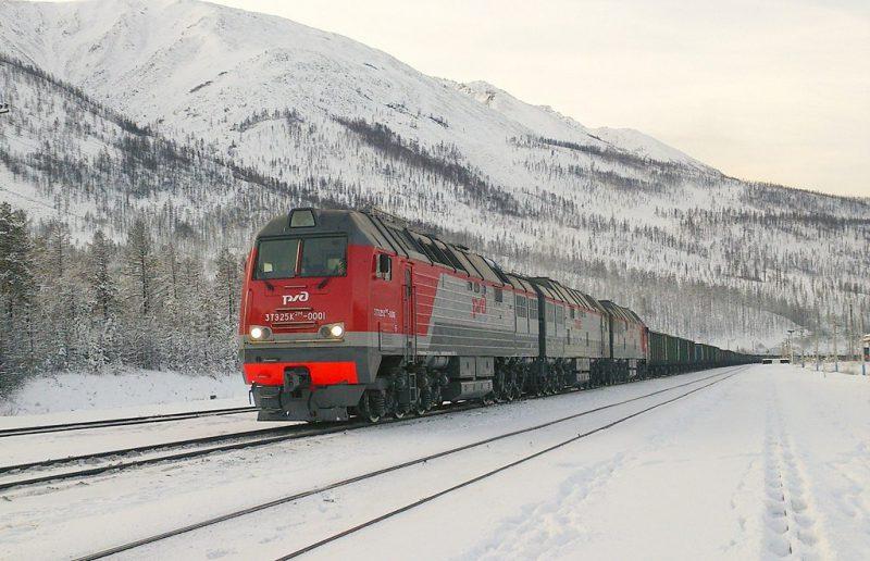 Russia Begins Reconstruction Of Trans-Siberian Baikal-Amur Mainline