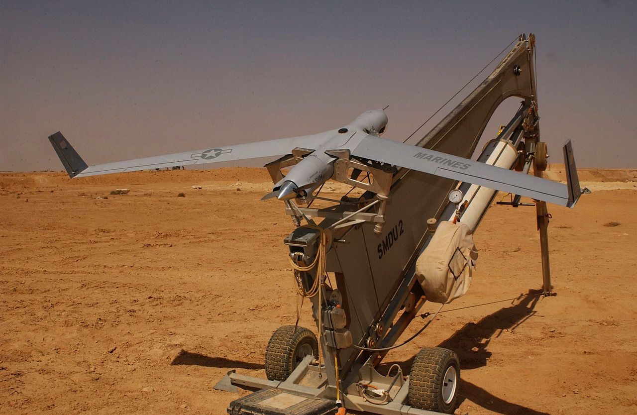 The Taliban Captured Advanced US-Made Drones At Kunduz Airport (Photos)