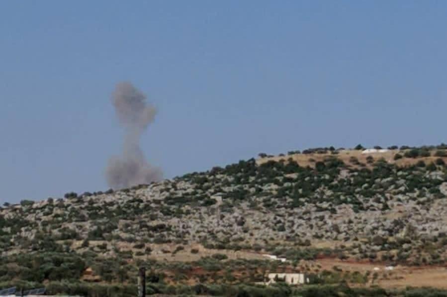 Russian Warplanes Tirelessly Hit Militants In Syria's Idlib (Video, Photos)