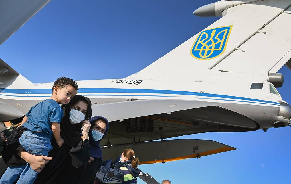 """""""Hijacked"""" Ukrainian Plane Turned Out To Be Rented By Reach Hazara In Afghanistan  (UPDATED)"""