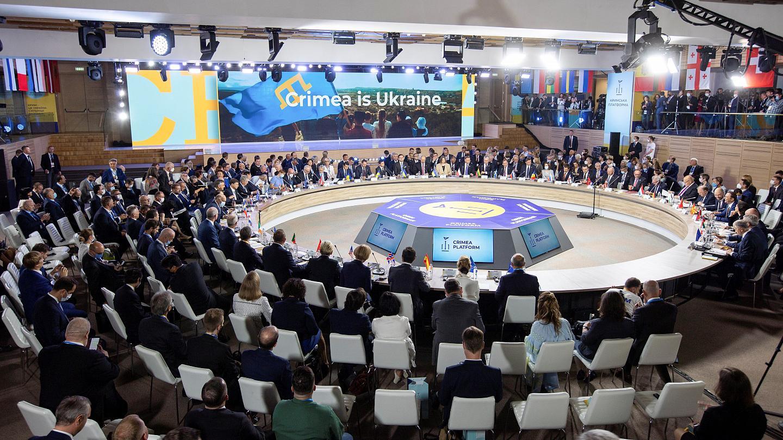 "Ukraine And Friends Found The ""Crimea Platform"", Russia Calls It ""Money Laundering Scheme"""