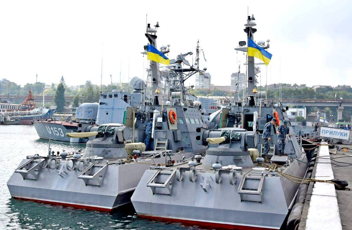 """Ukraine Building """"Mosquito"""" Naval Fleet With Allies, Because Russia """"Stole"""" Its Old One"""