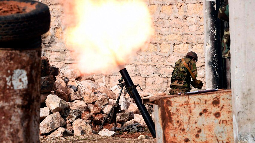 Former Rebel Commander Killed In Syrian Army Mortar Attack On Daraa Al-Balad