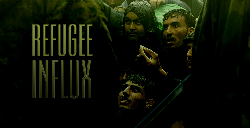 Weaponised Refugees and Hybrid Attacks
